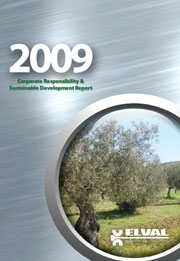 Elval's Sustainability Report 2009