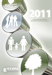 Elval's Sustainability Report 2011