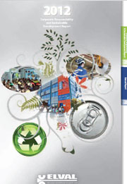 Elval's Sustainability Report 2012