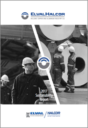 ElvalHalcor's Sustainability Report 2017