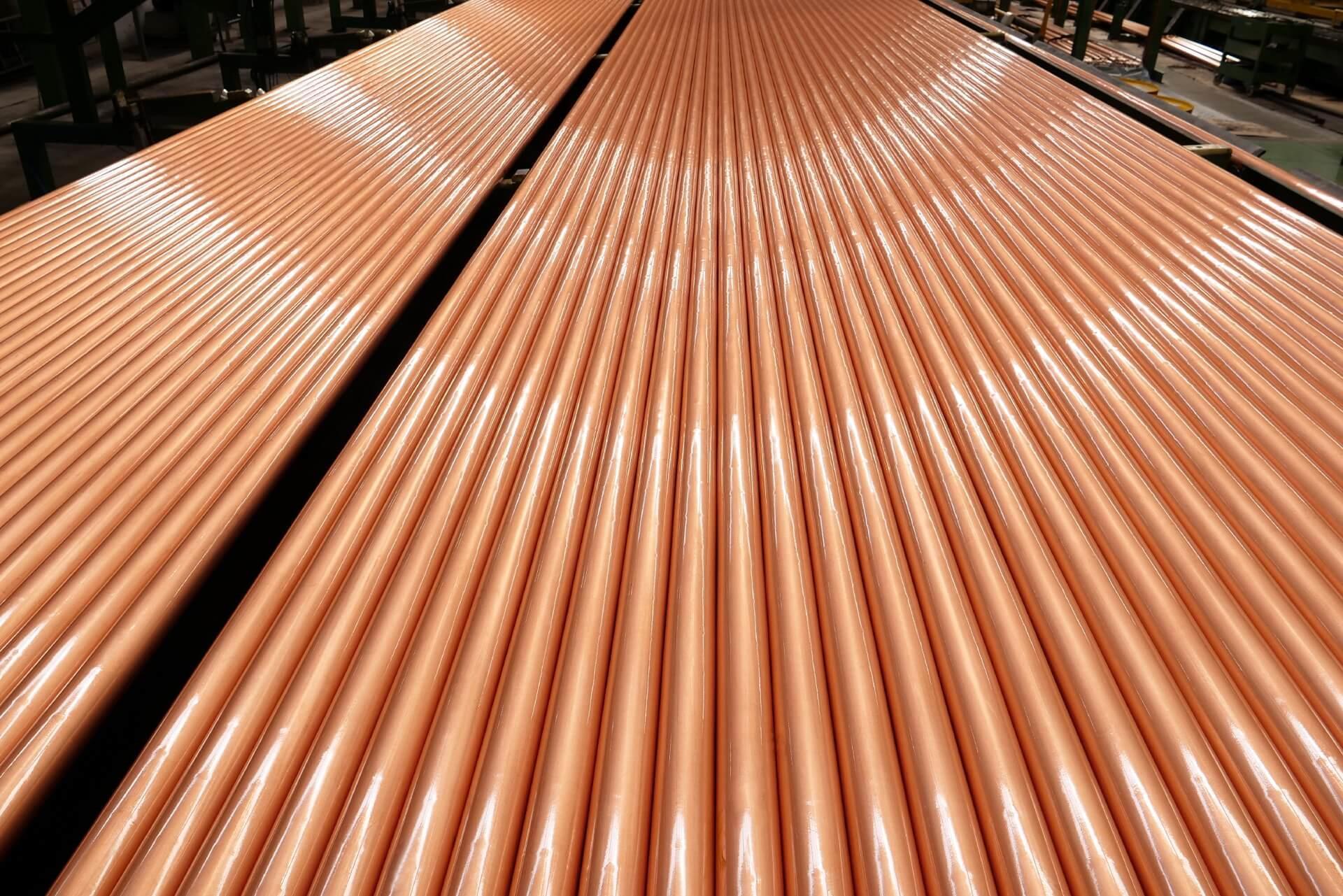 Halcor, Europe's largest copper tubes producer